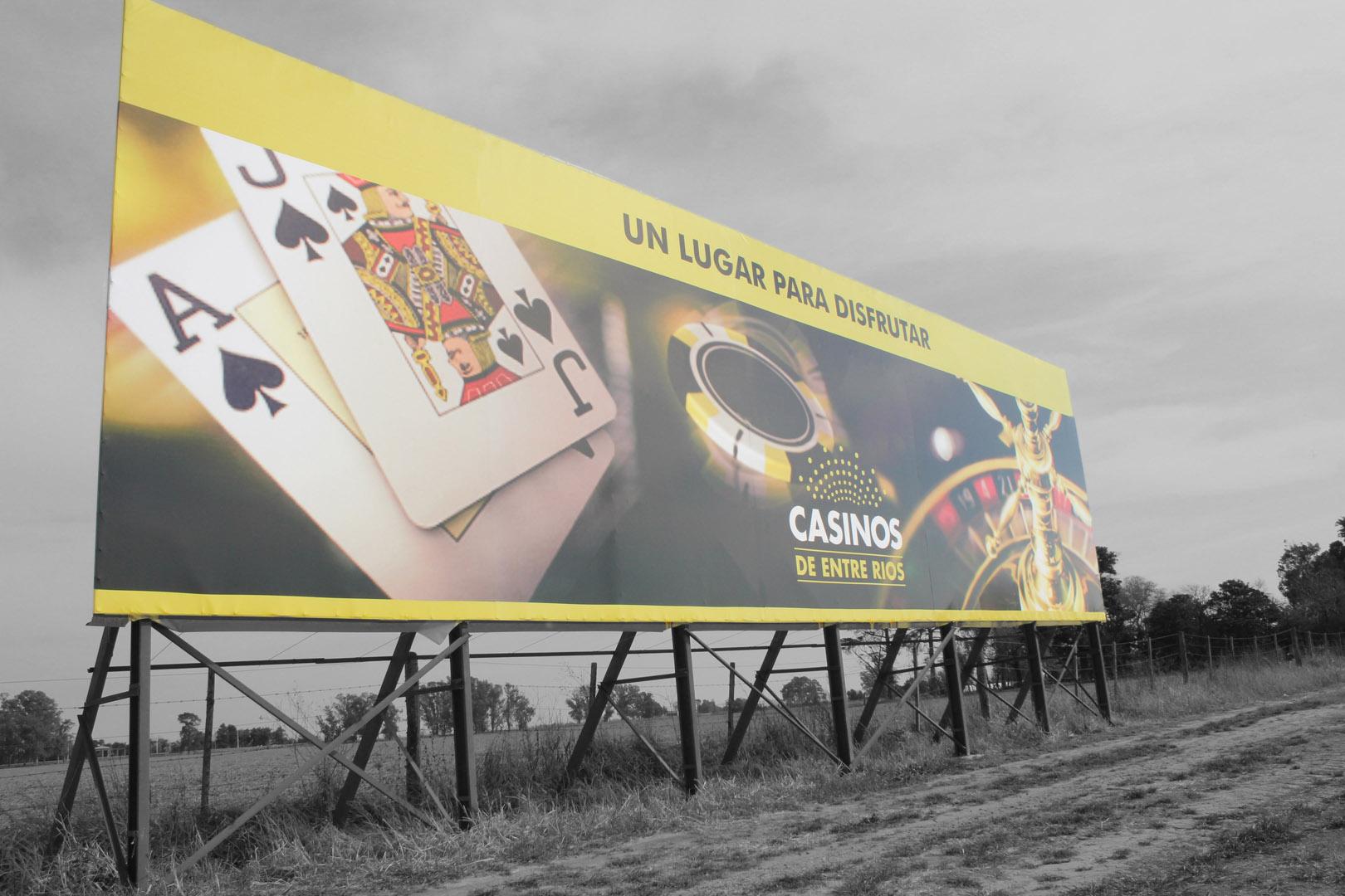 casinos publicitarios miran en línea