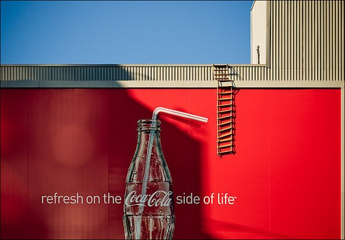 cartel coca cola